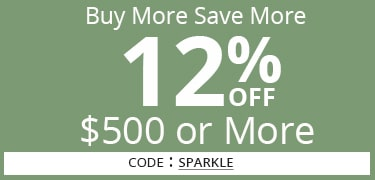 Buy more save more up to 20% off Sitewide