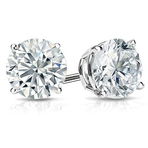 H2 Carat Diamond Earrings